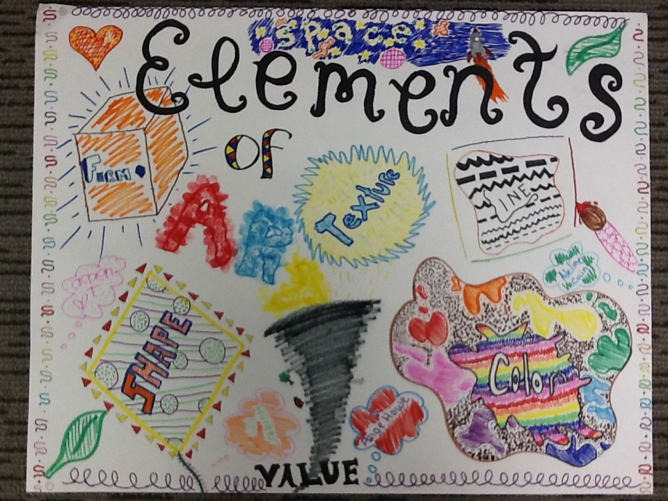 8 Elements Of Art : Formal elements of art poster boyhood watch online